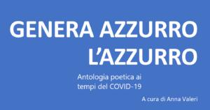Antologia poetica ai tempi del COVID-19
